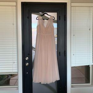 Jenny Yoo Bridesmaid dress (blush)